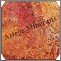AMBRE (Thermites) - 30x60 mm - 15 grammes - A006