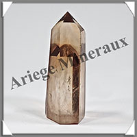 CITRINE (Naturelle) - Pointe Repolie - 80 grammes - 75x30x20 mm - R050